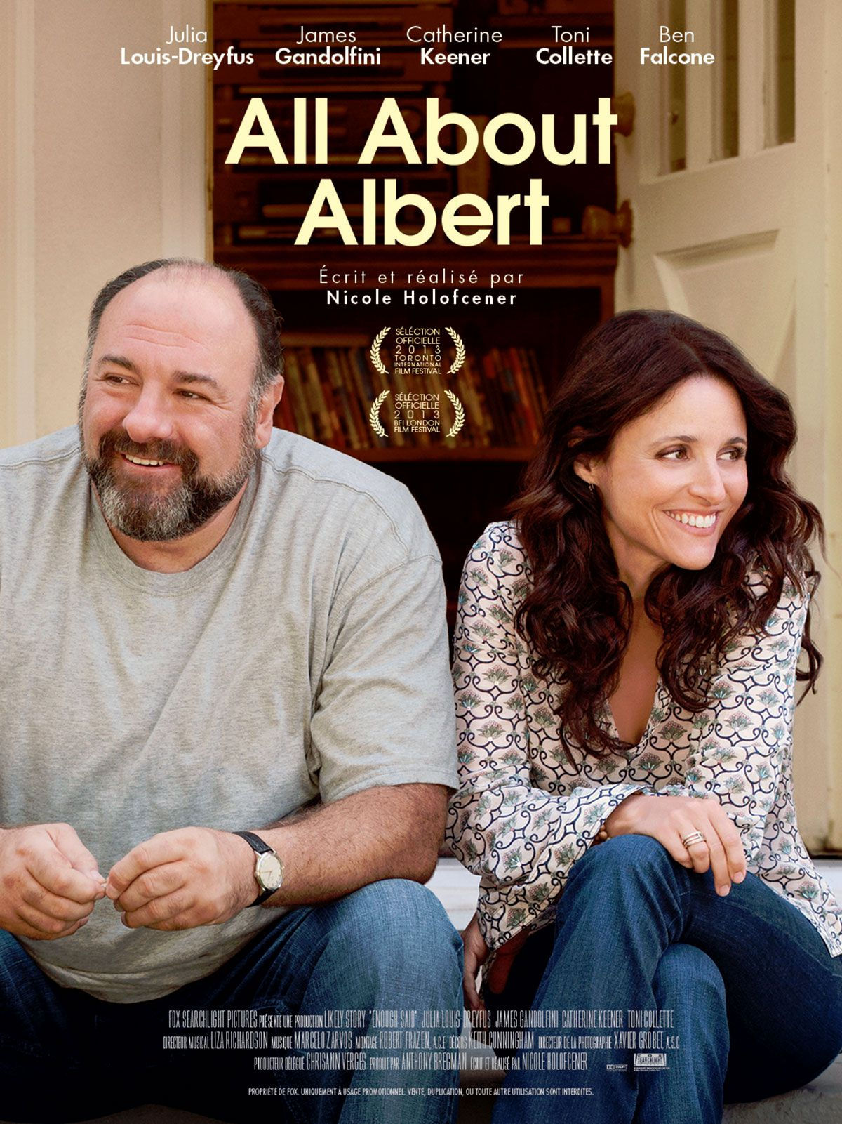 All About Albert - Film (2013)
