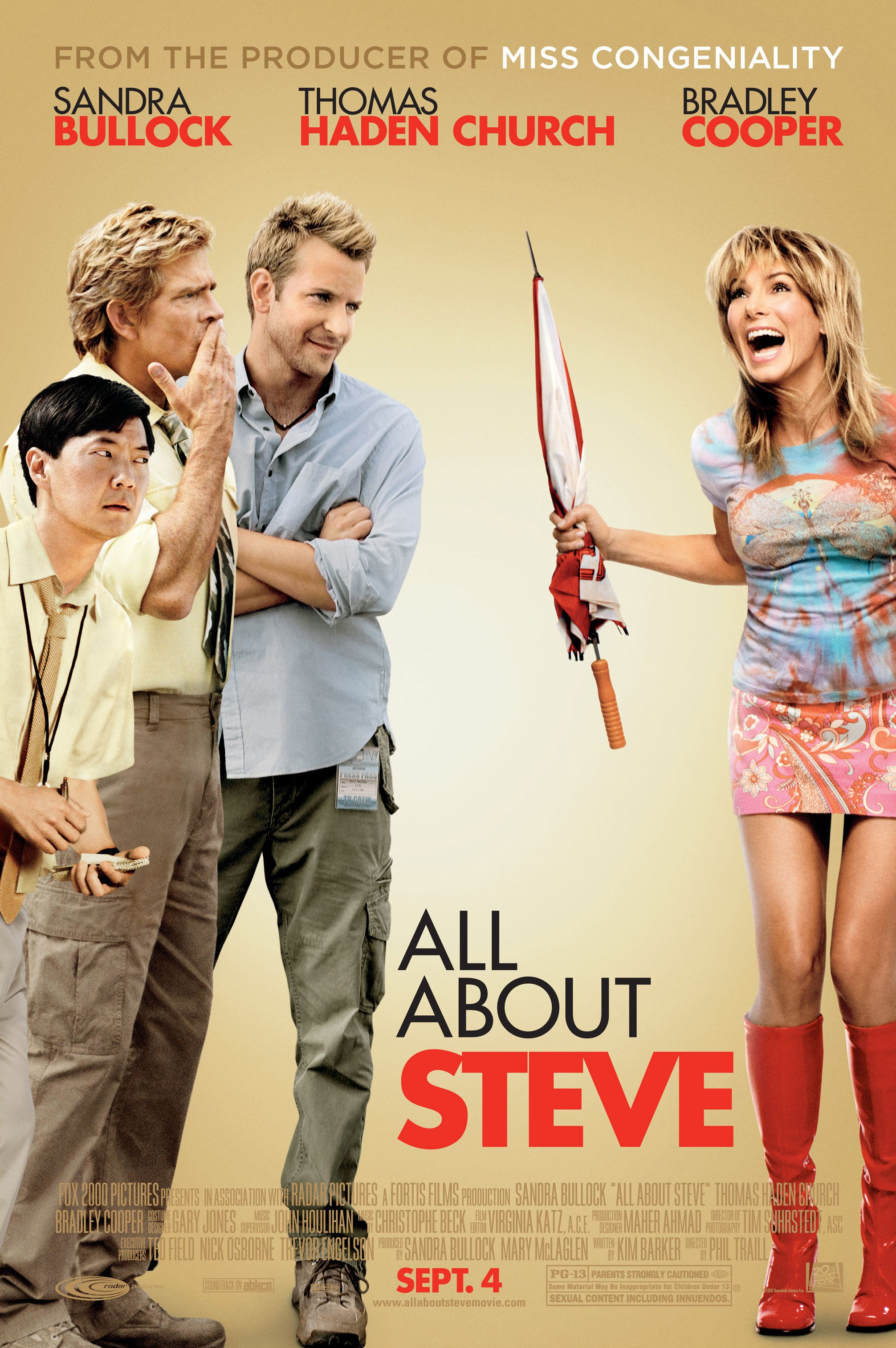 All About Steve - Film (2009)