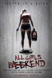 All Girls Weekend - Film (2016)