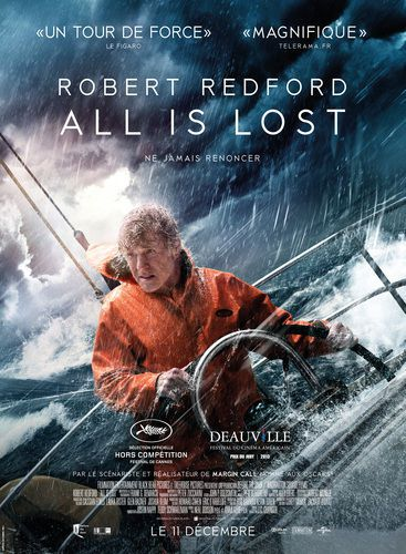 All Is Lost - Film (2013)