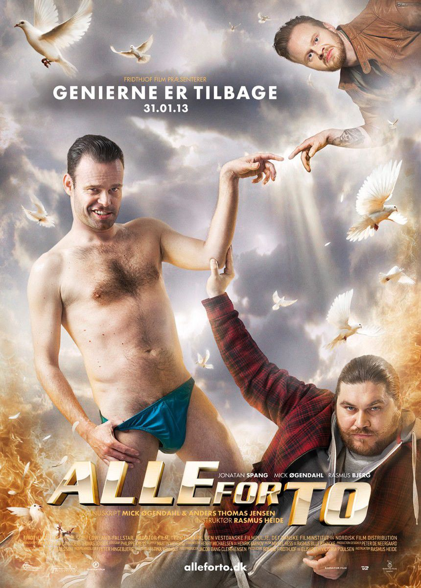 All for Two - Film (2013)