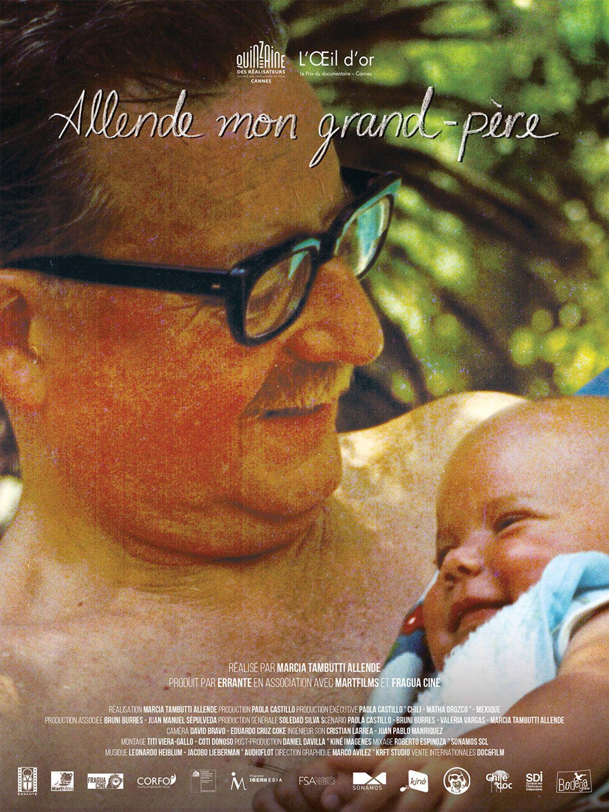 Allende mon grand-père - Documentaire (2015)