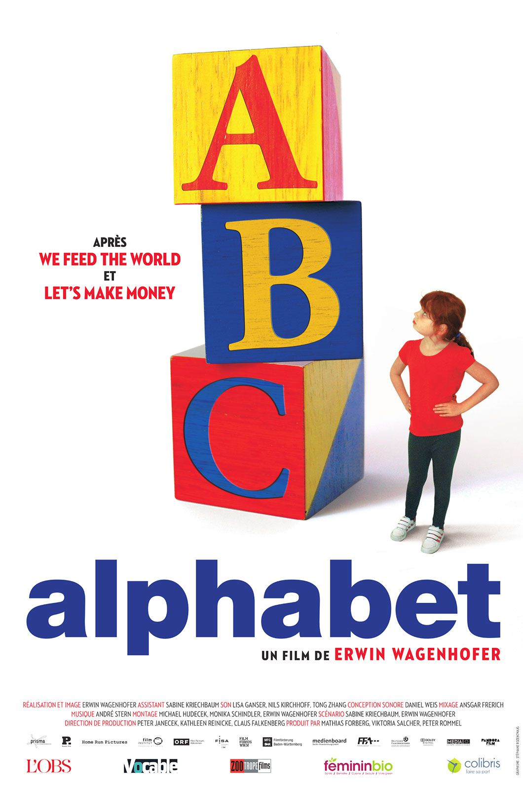 Alphabet - Documentaire (2015)