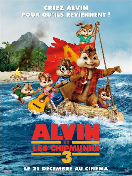 Alvin et les Chipmunks 3 - Film (2011)