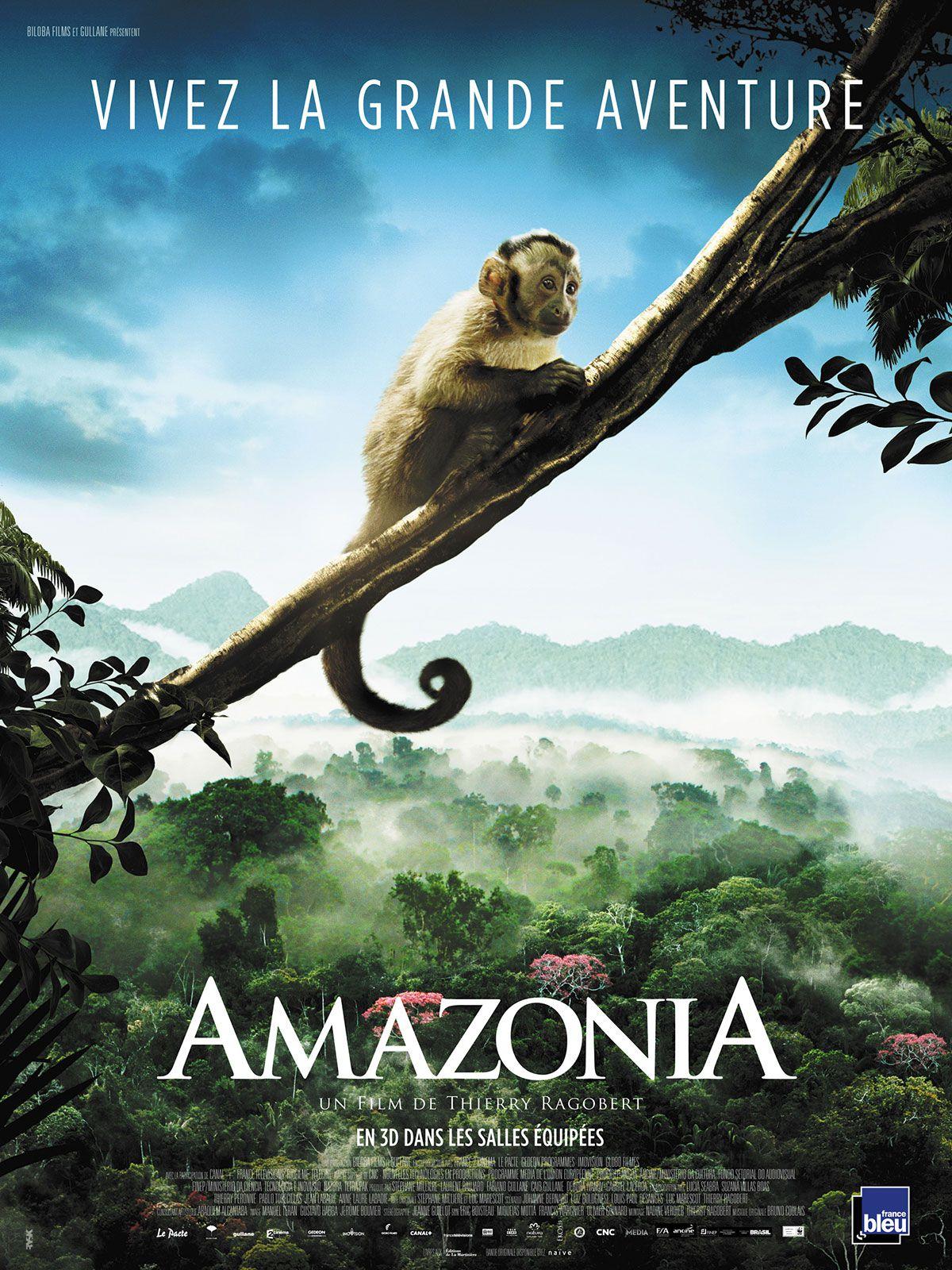 Amazonia - Documentaire (2013)