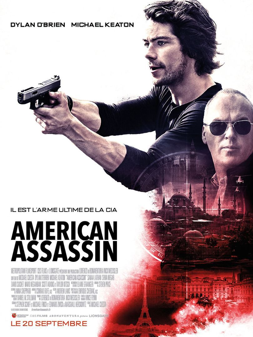 American Assassin - Film (2017)