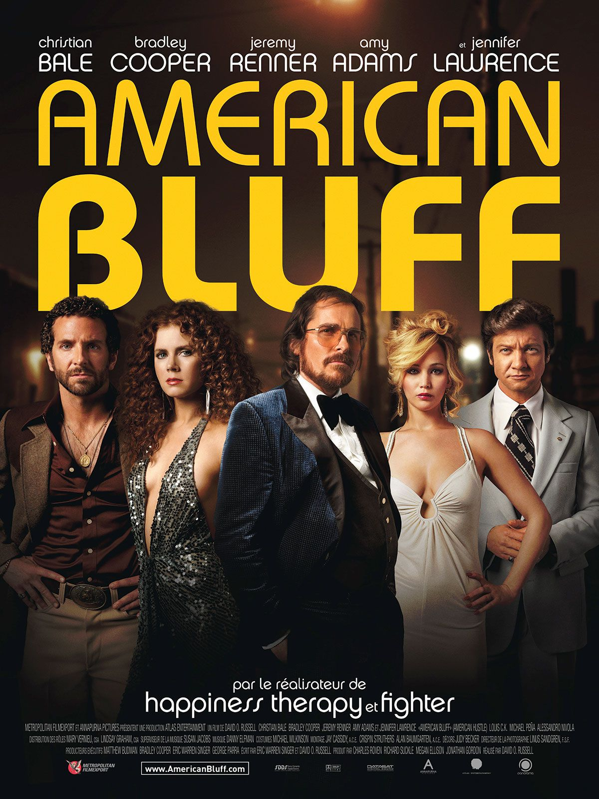 American Bluff - Film (2013)