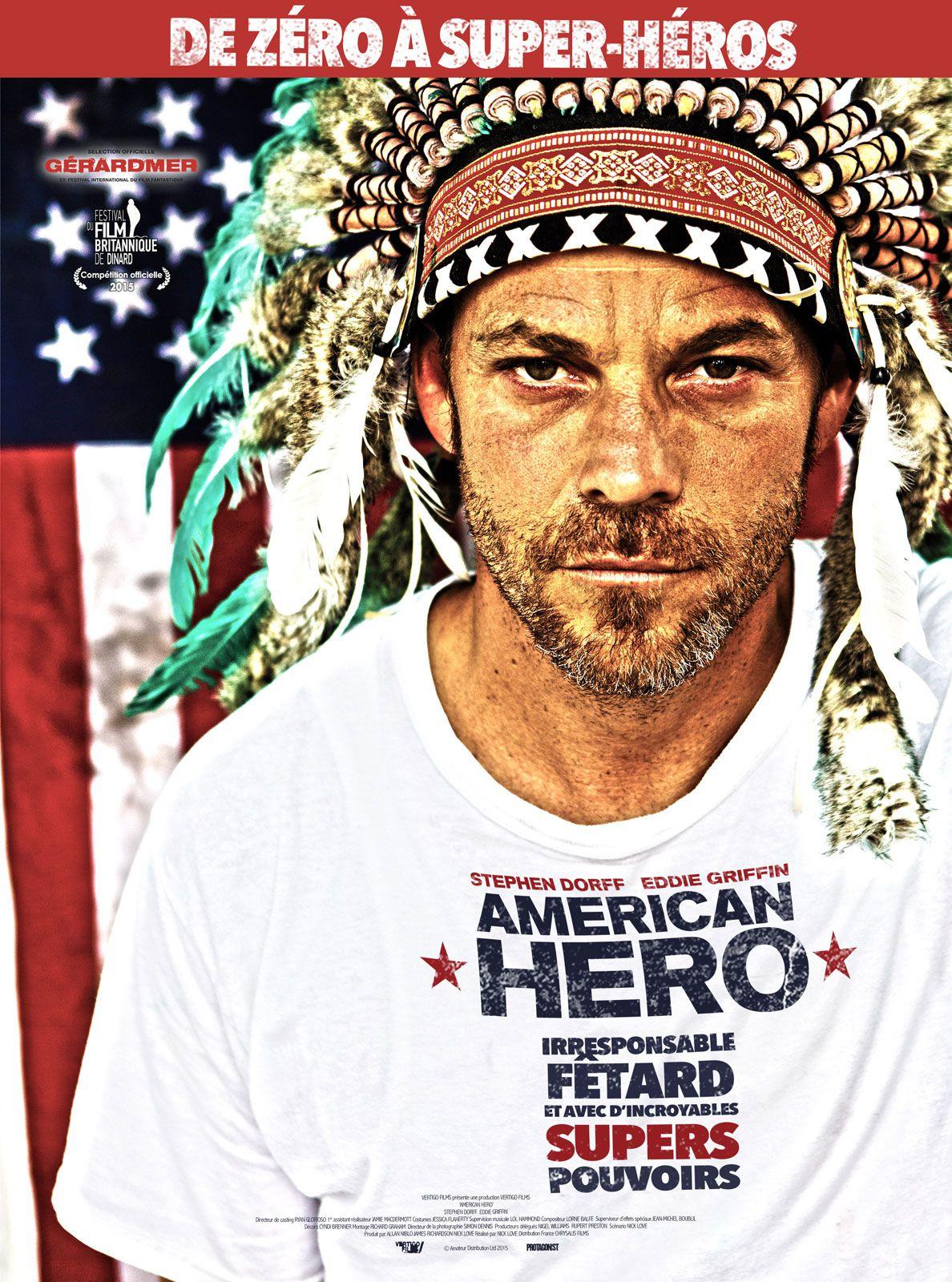 American Hero - Film (2015)