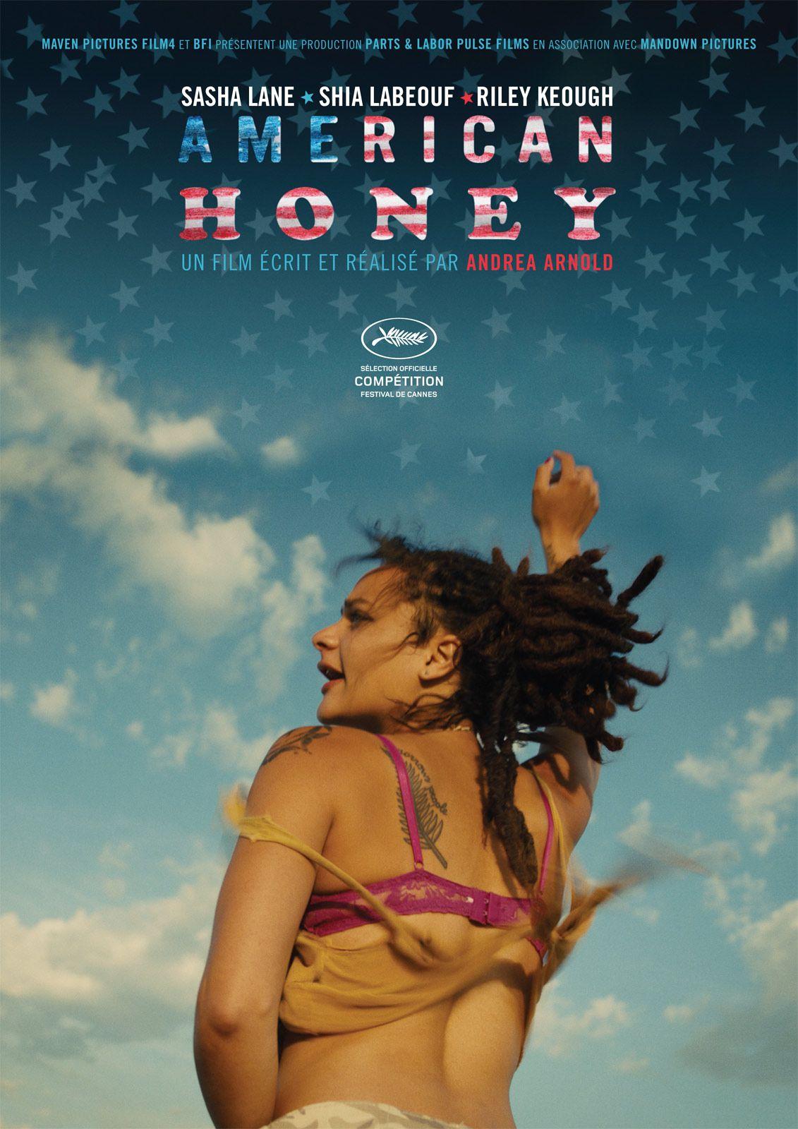 American Honey - Film (2016)