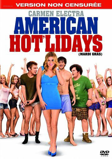 American Hot'lidays - Film (2011)