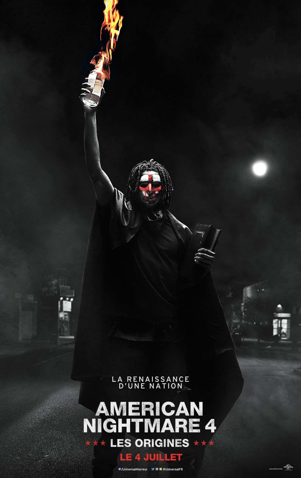 American Nightmare 4 : Les Origines - Film (2018)