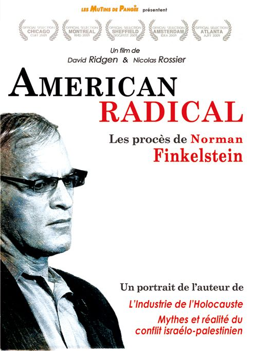 American Radical - Les procès de Norman Finkelstein - Documentaire (2012)