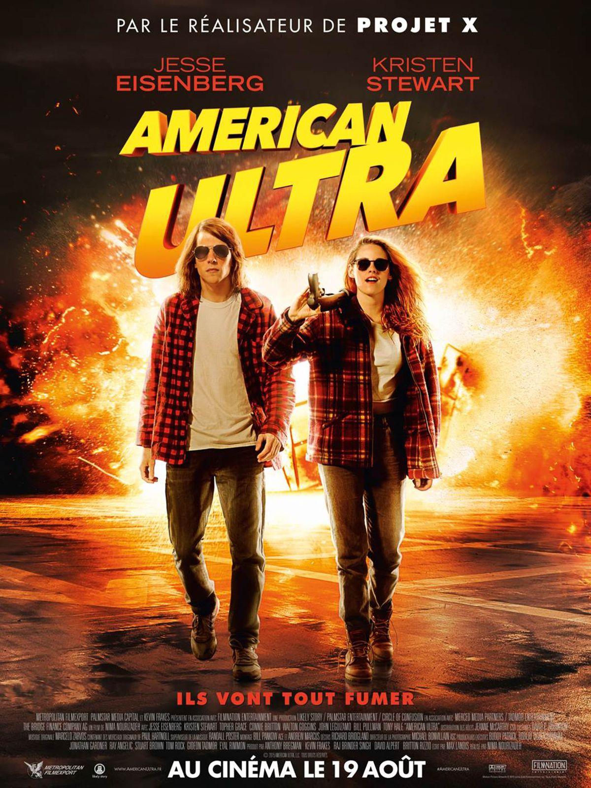 American Ultra - Film (2015)