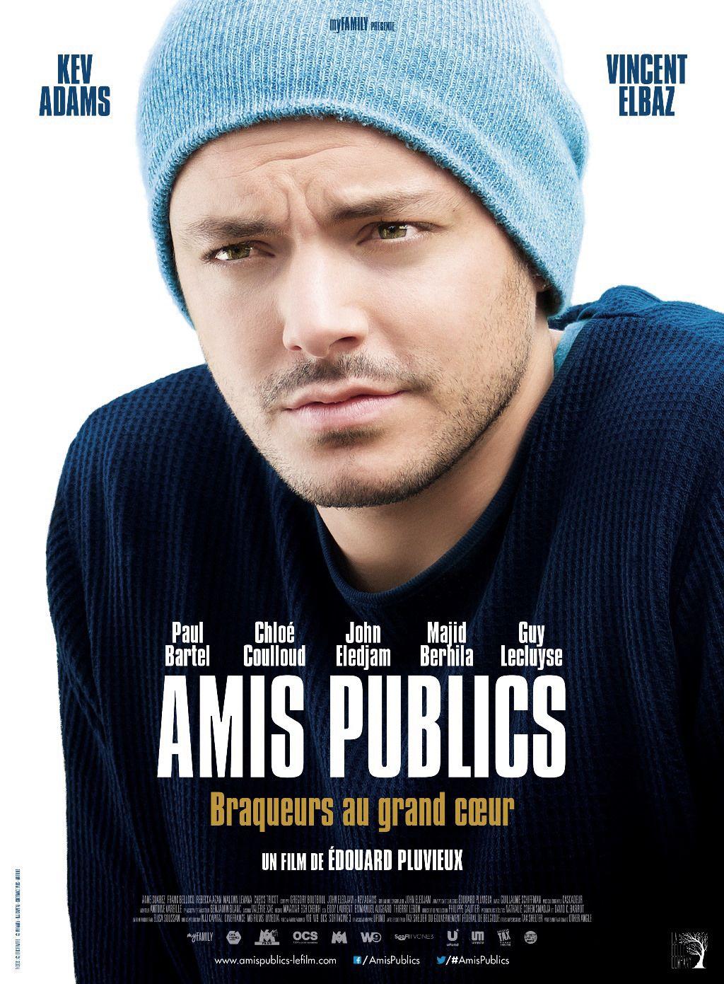 Amis publics - Film (2016)
