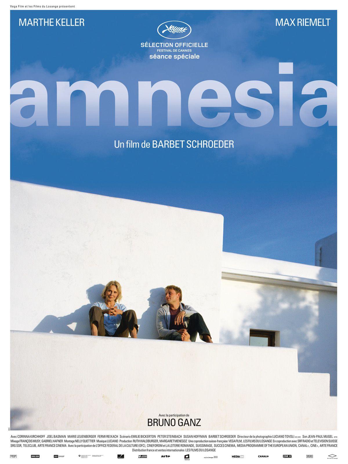 Amnesia - Film (2015)