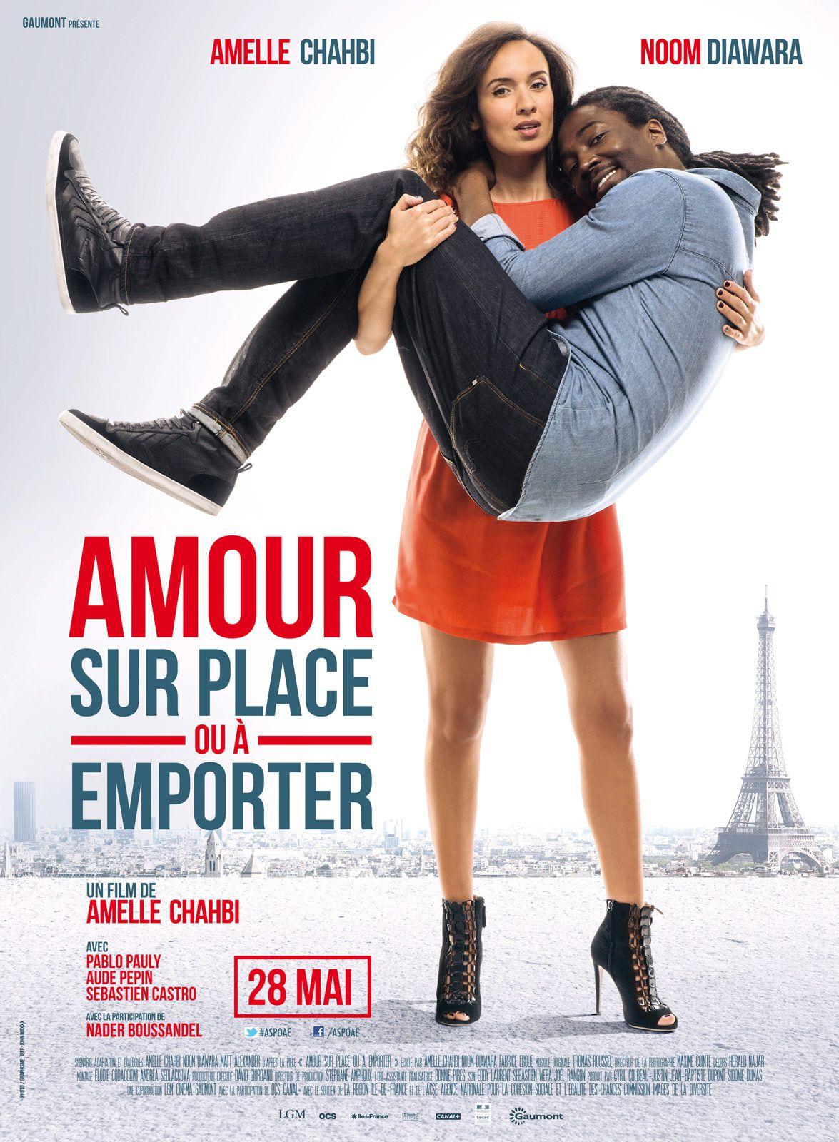 Amour sur place ou à emporter - Film (2014)