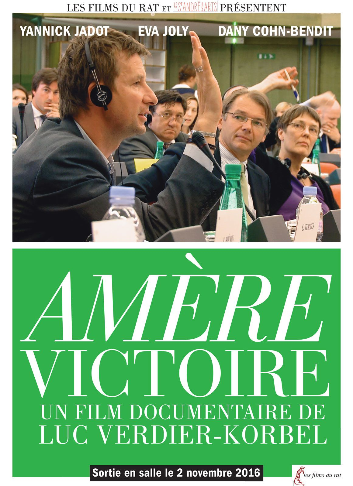 Amère victoire - Documentaire (2016)