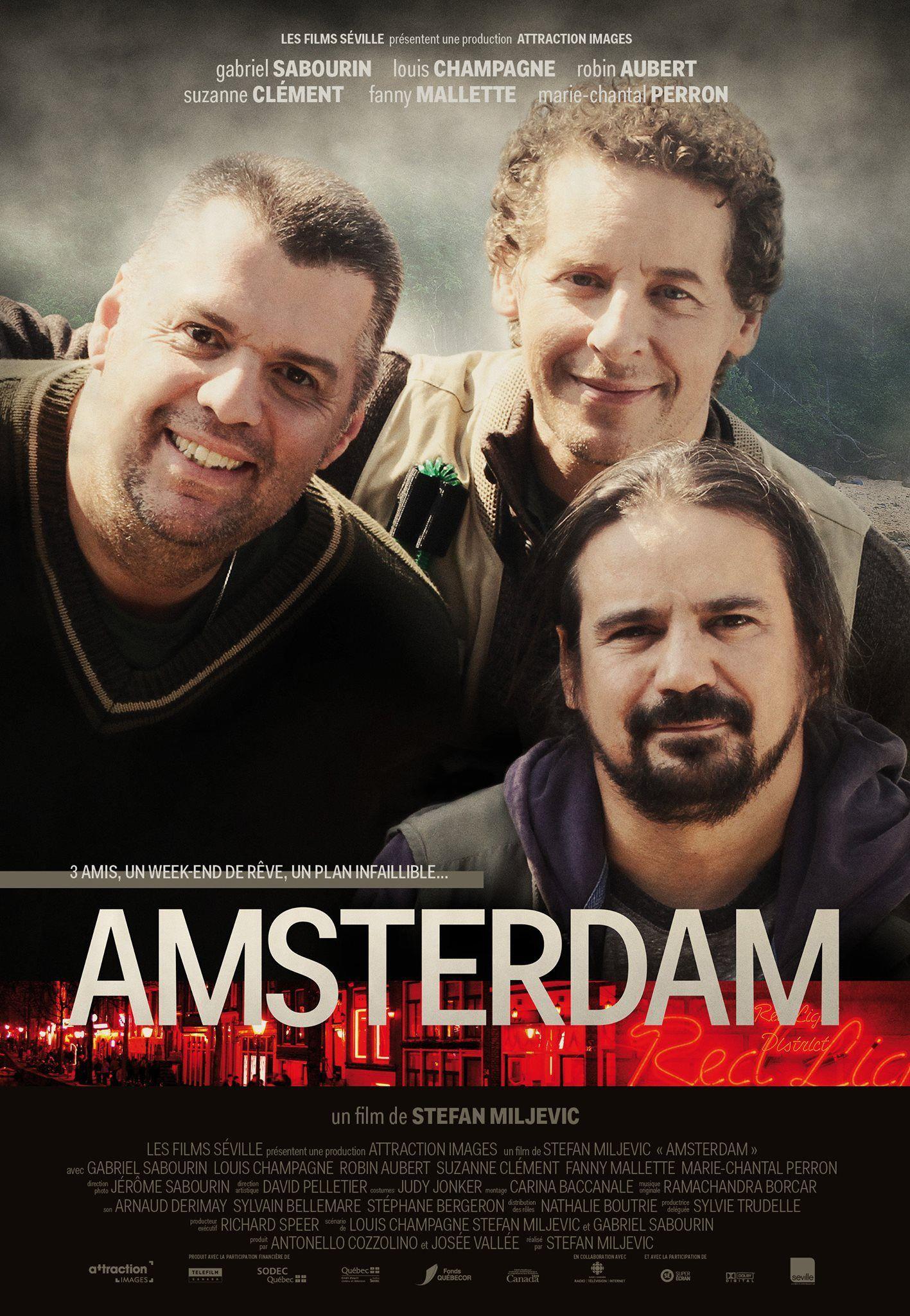 Amsterdam - Film (2013)