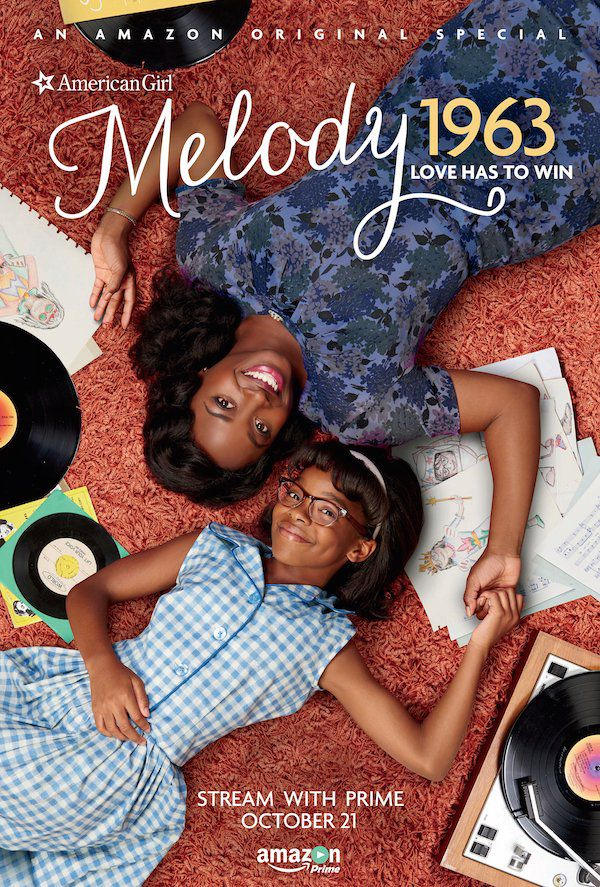 An American Girl Story - Melody 1963: Love Has to Win - Film (2016)
