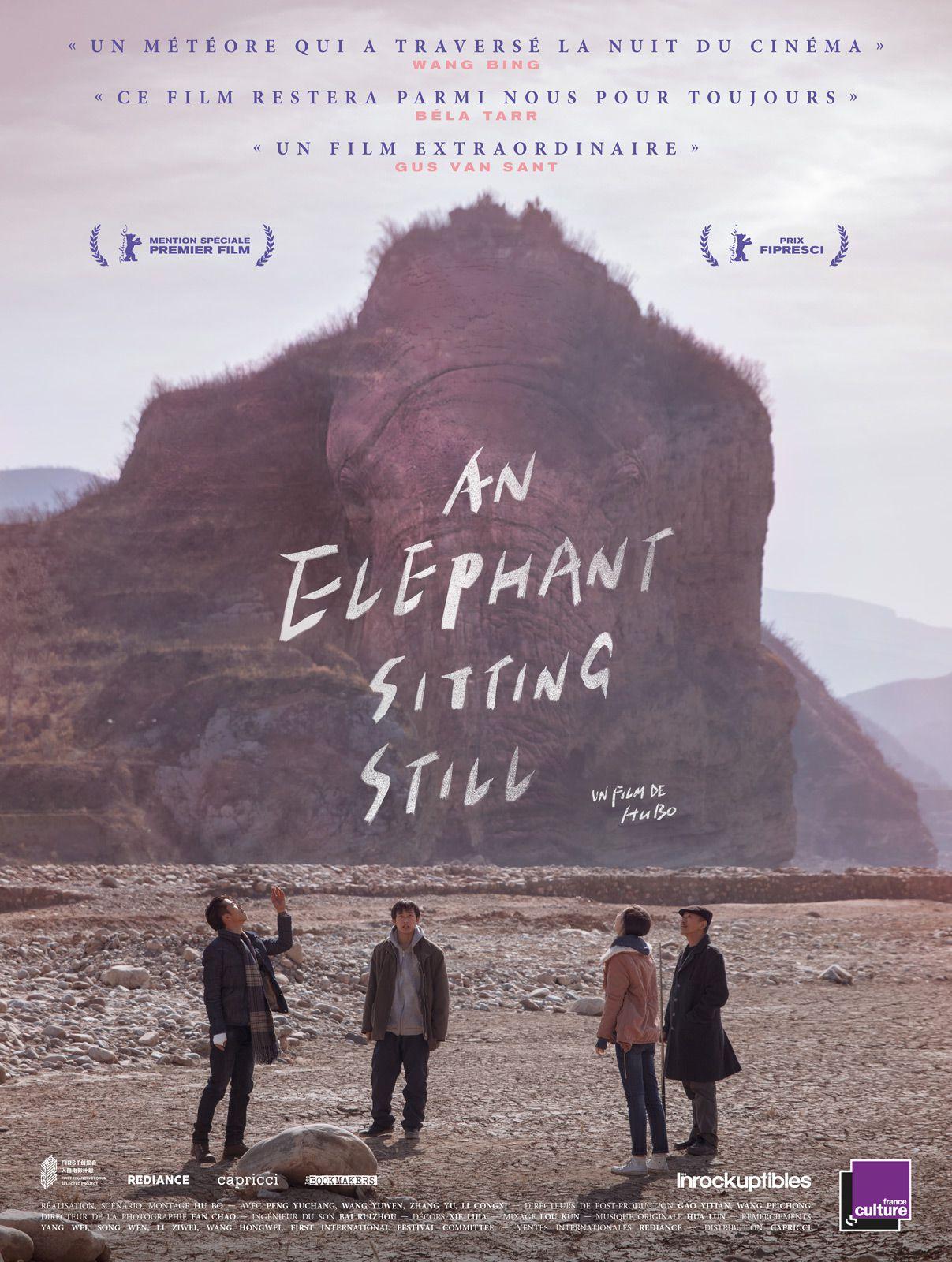 An Elephant Sitting Still - Film (2019)