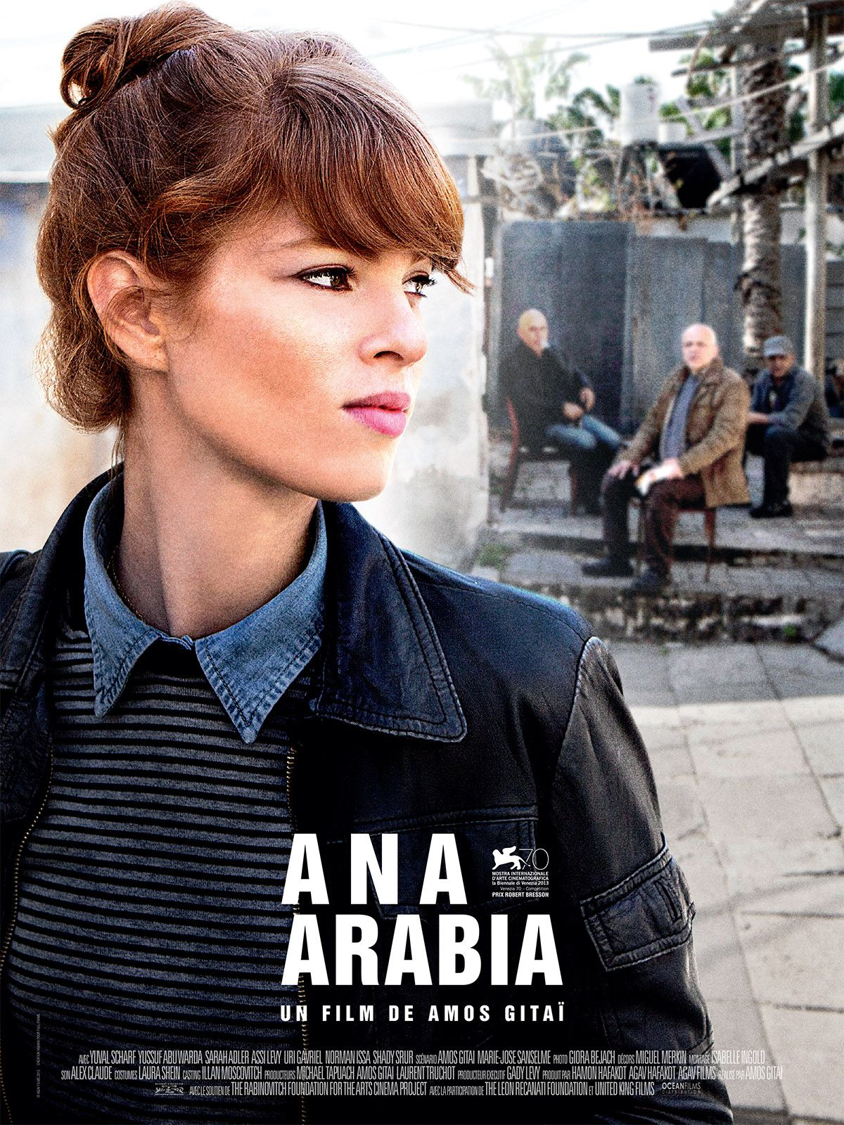 Ana Arabia - Film (2013)