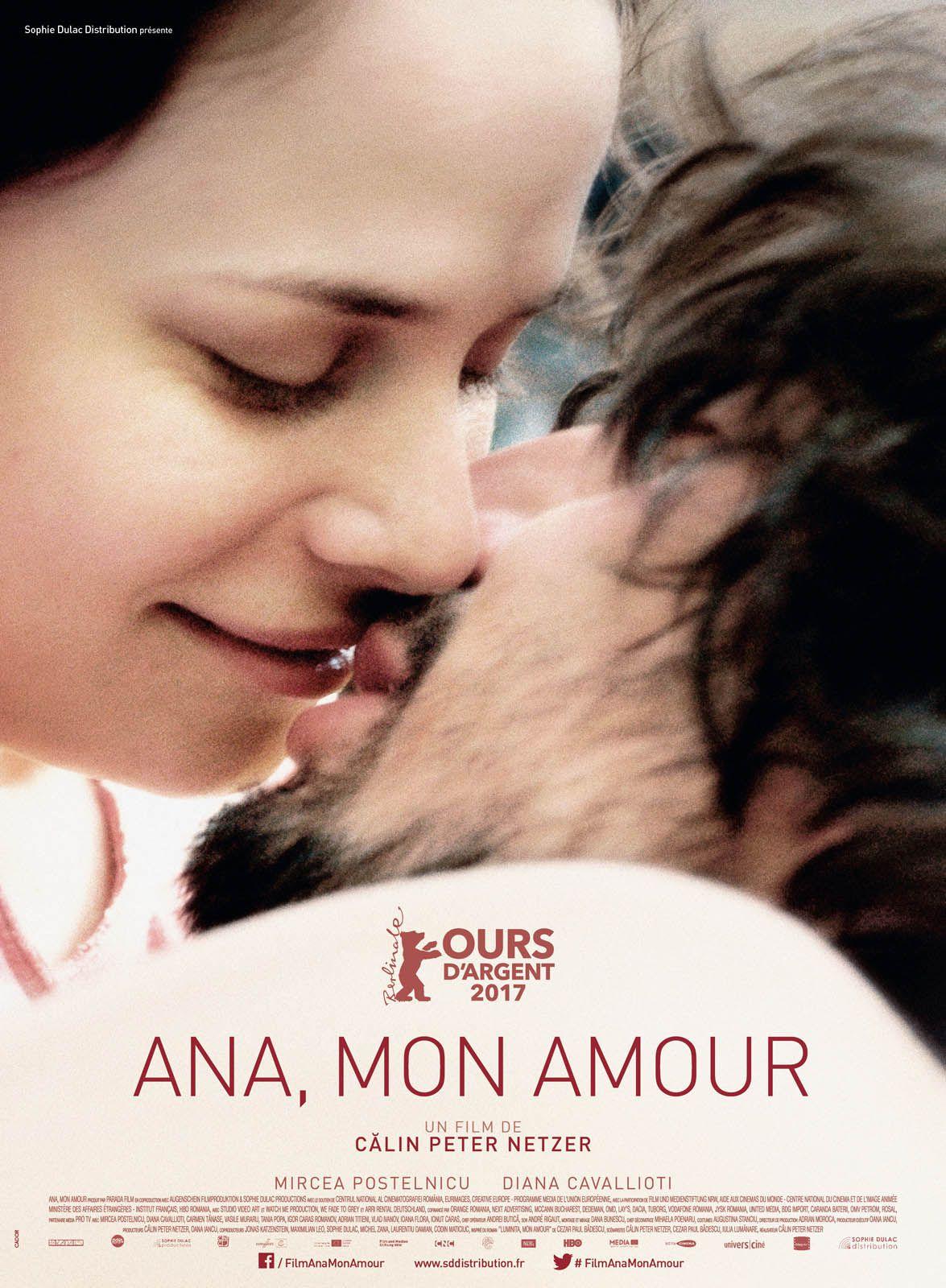 Ana, mon amour - Film (2017)