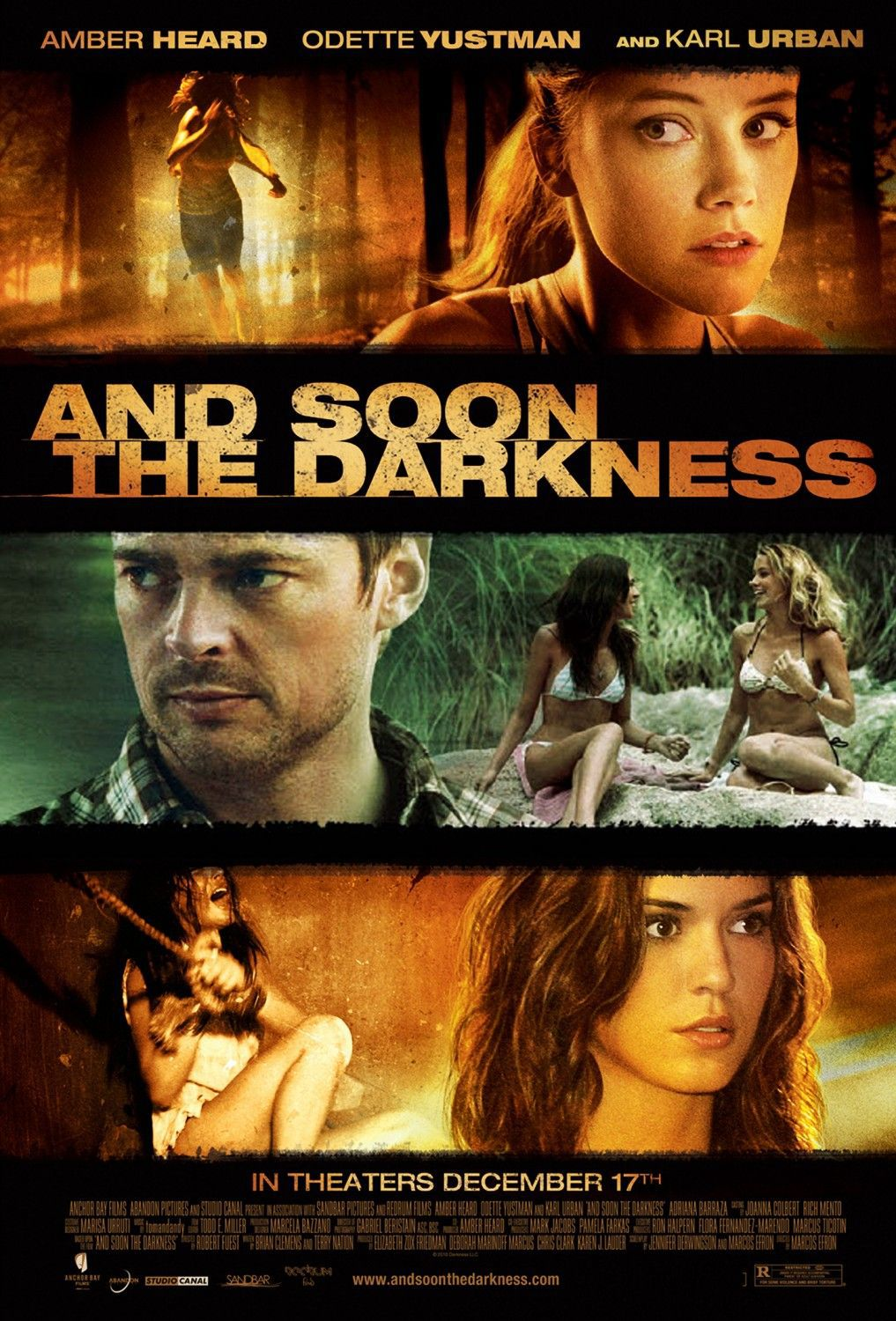 And Soon the Darkness - Film (2010)