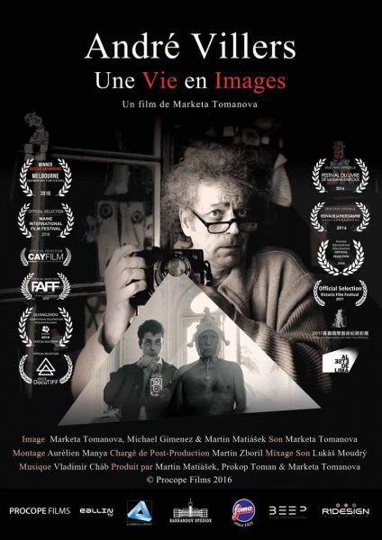 André Villers, une vie en images - Documentaire (2018)