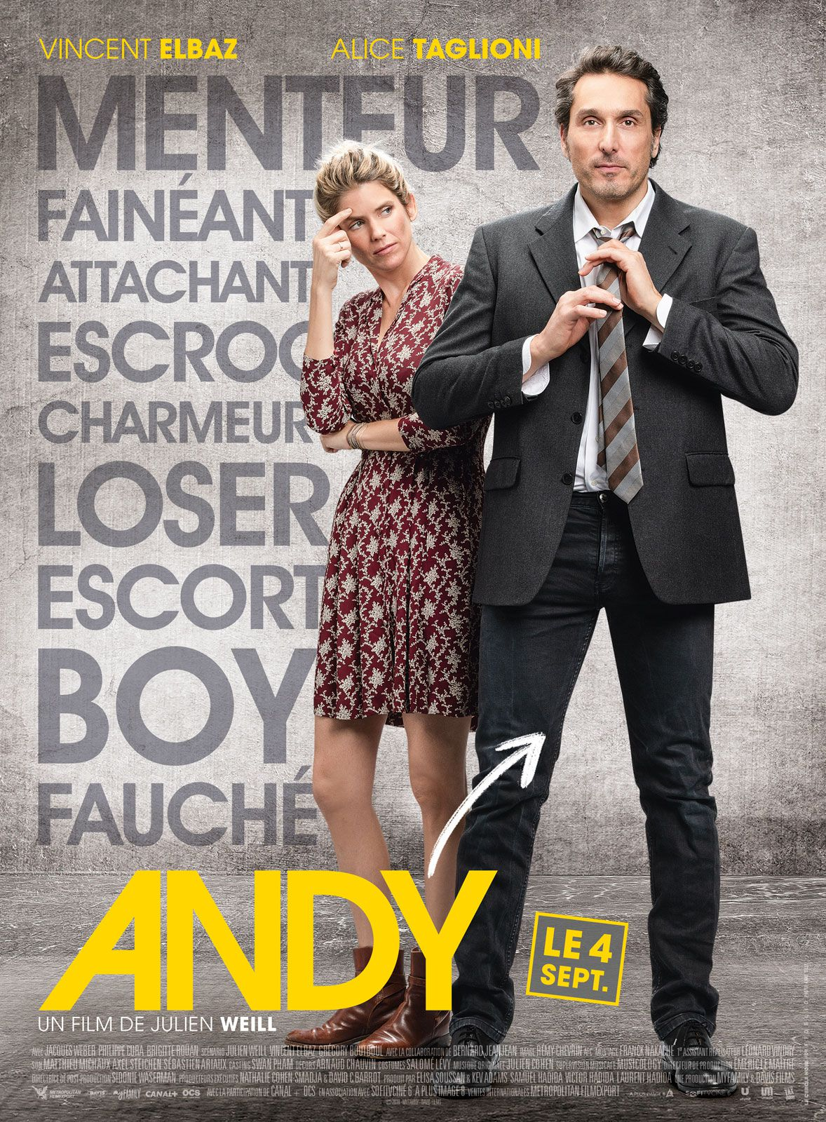 Andy - Film (2019)