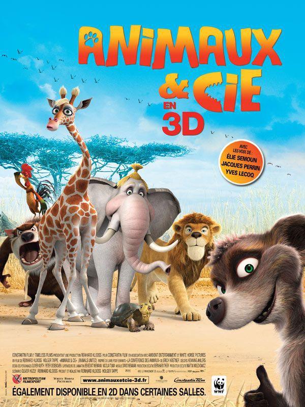 Animaux et Cie - Long-métrage d'animation (2010)