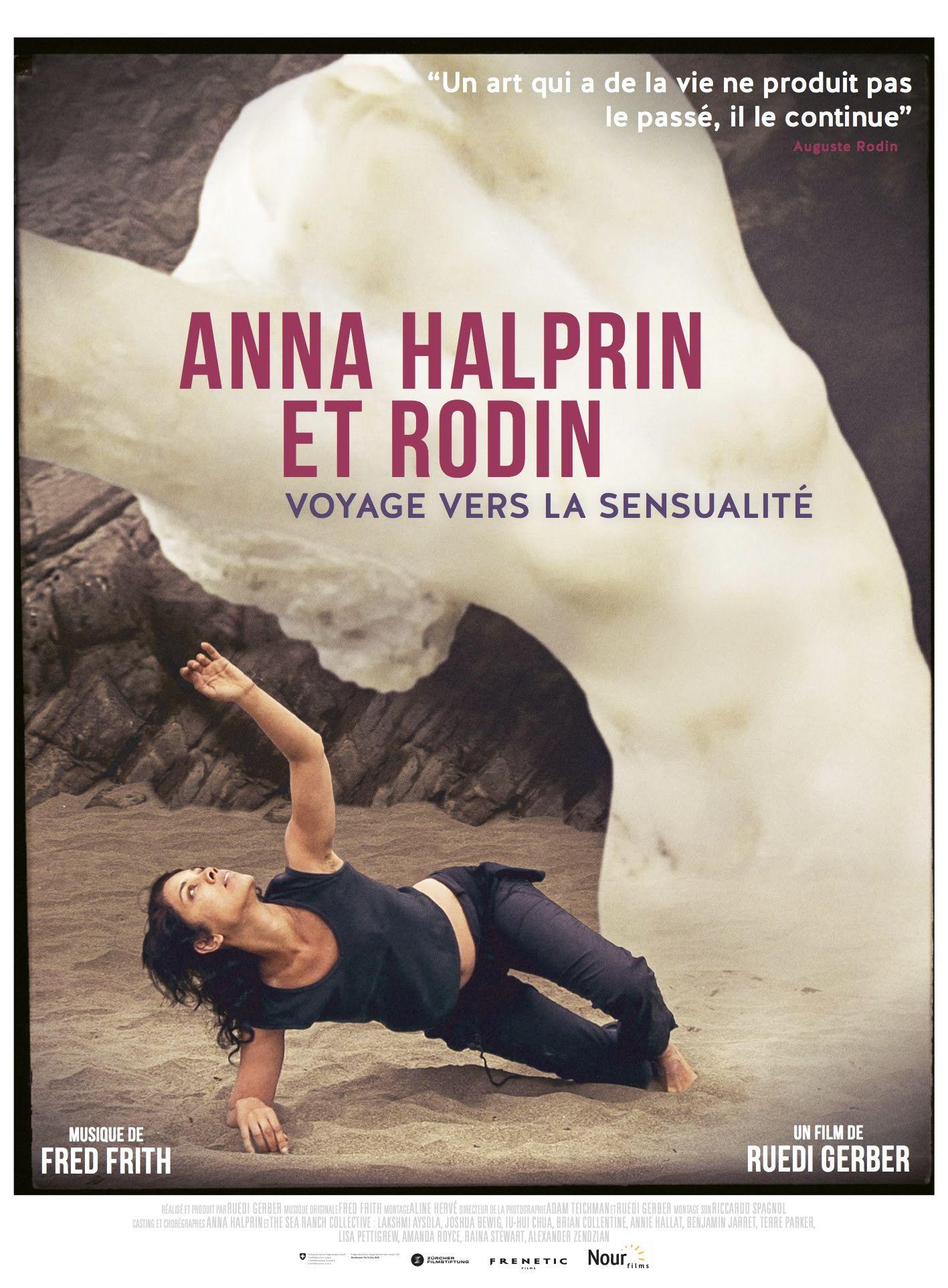 Anna Halprin et Rodin - Voyage vers la sensualité - Documentaire (2016)