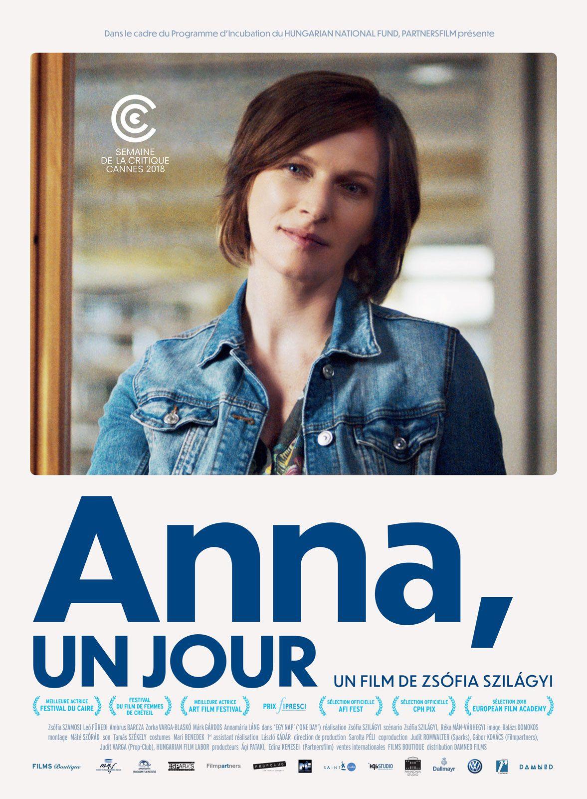 Anna, un jour - Film (2019)