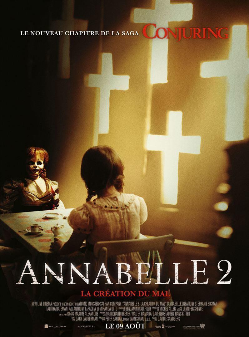 Annabelle 2 : La Création du mal - Film (2017)