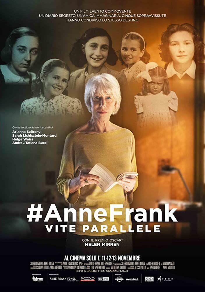 #Anne Frank : Vies parallèles - Documentaire (2020)