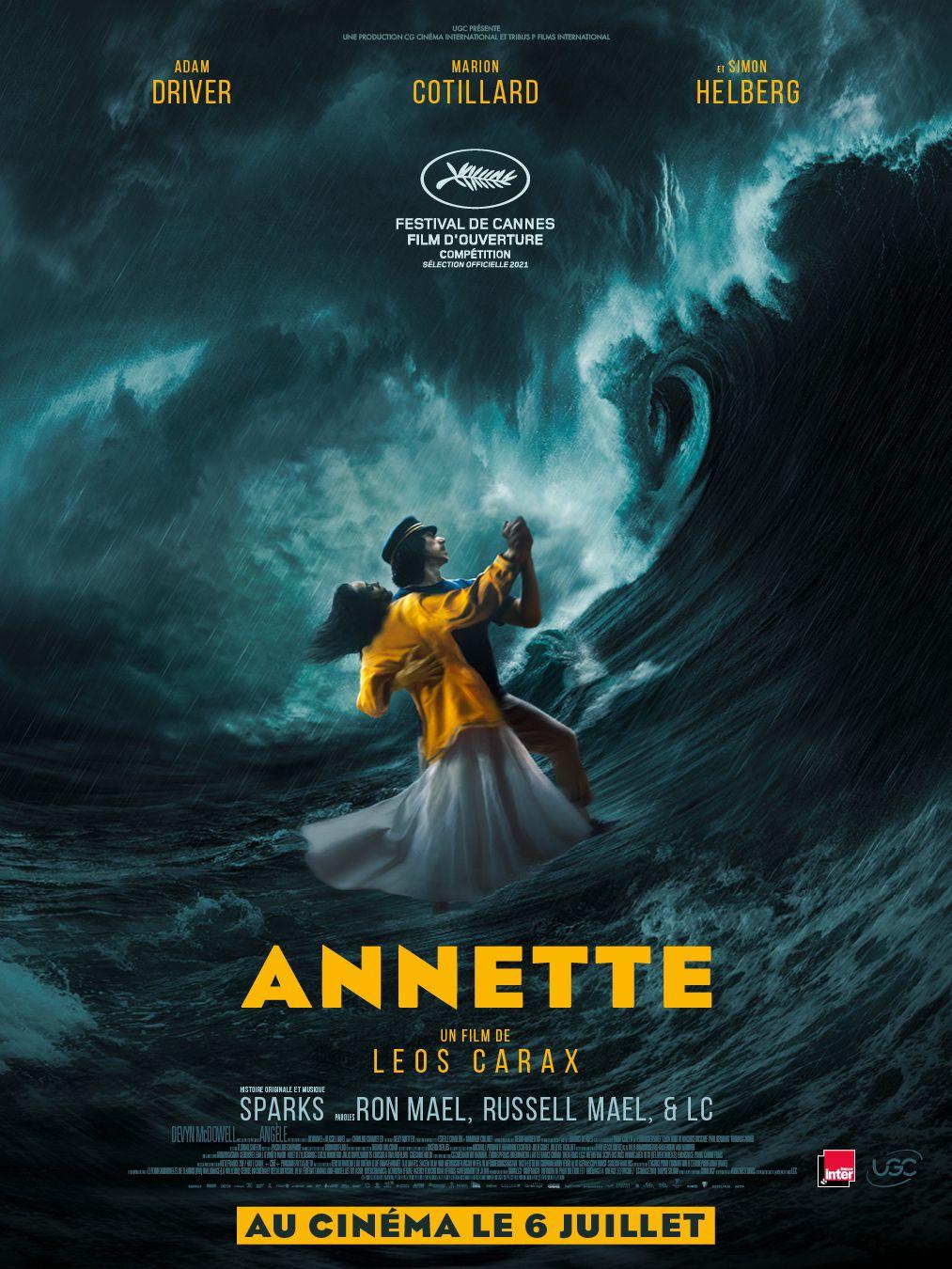 Annette - Film (2021)