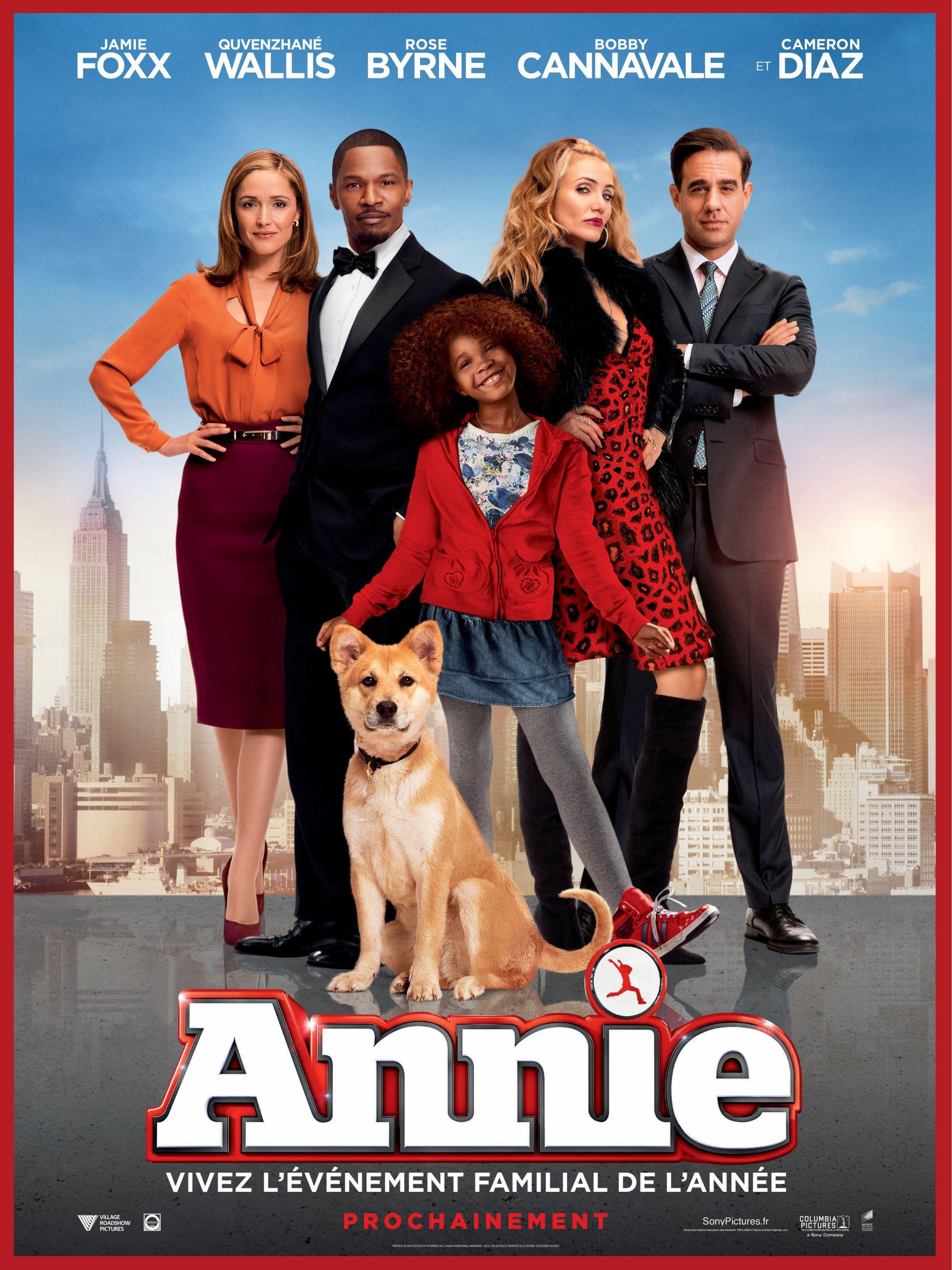 Annie - Film (2014)