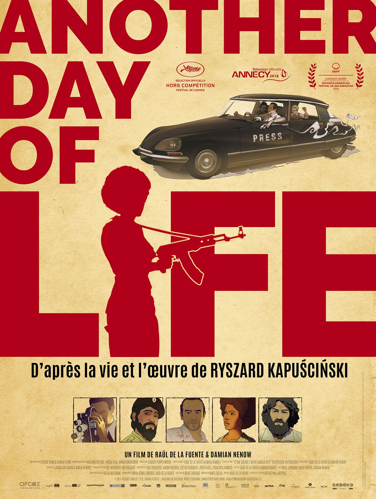 Another Day of Life - Long-métrage d'animation (2019)