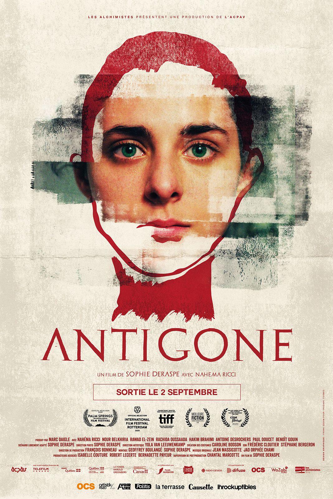 Antigone - Film (2020)