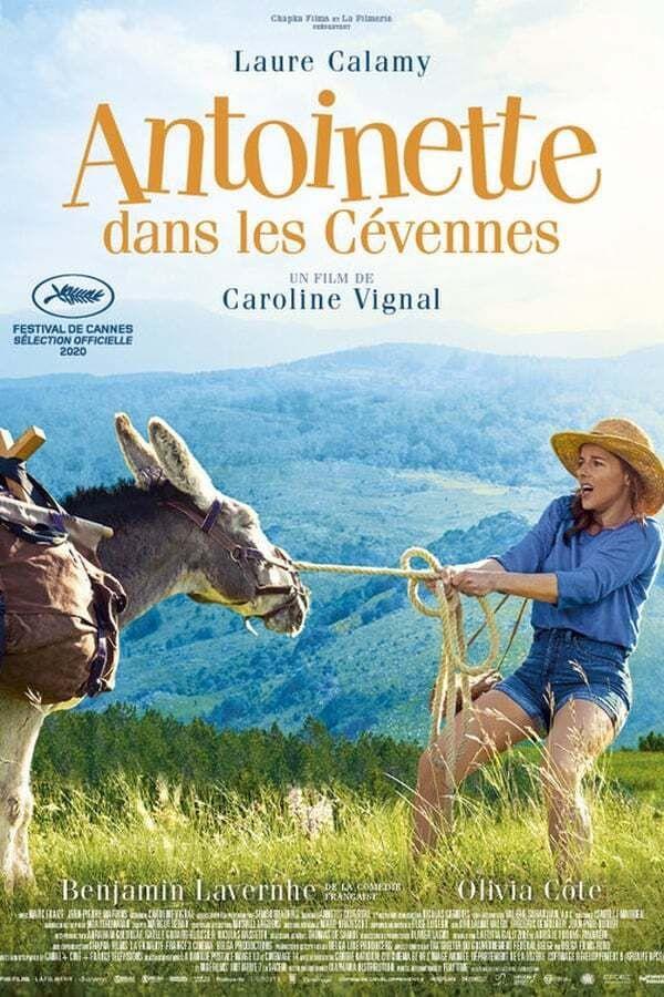 Antoinette dans les Cévennes - Film (2020)