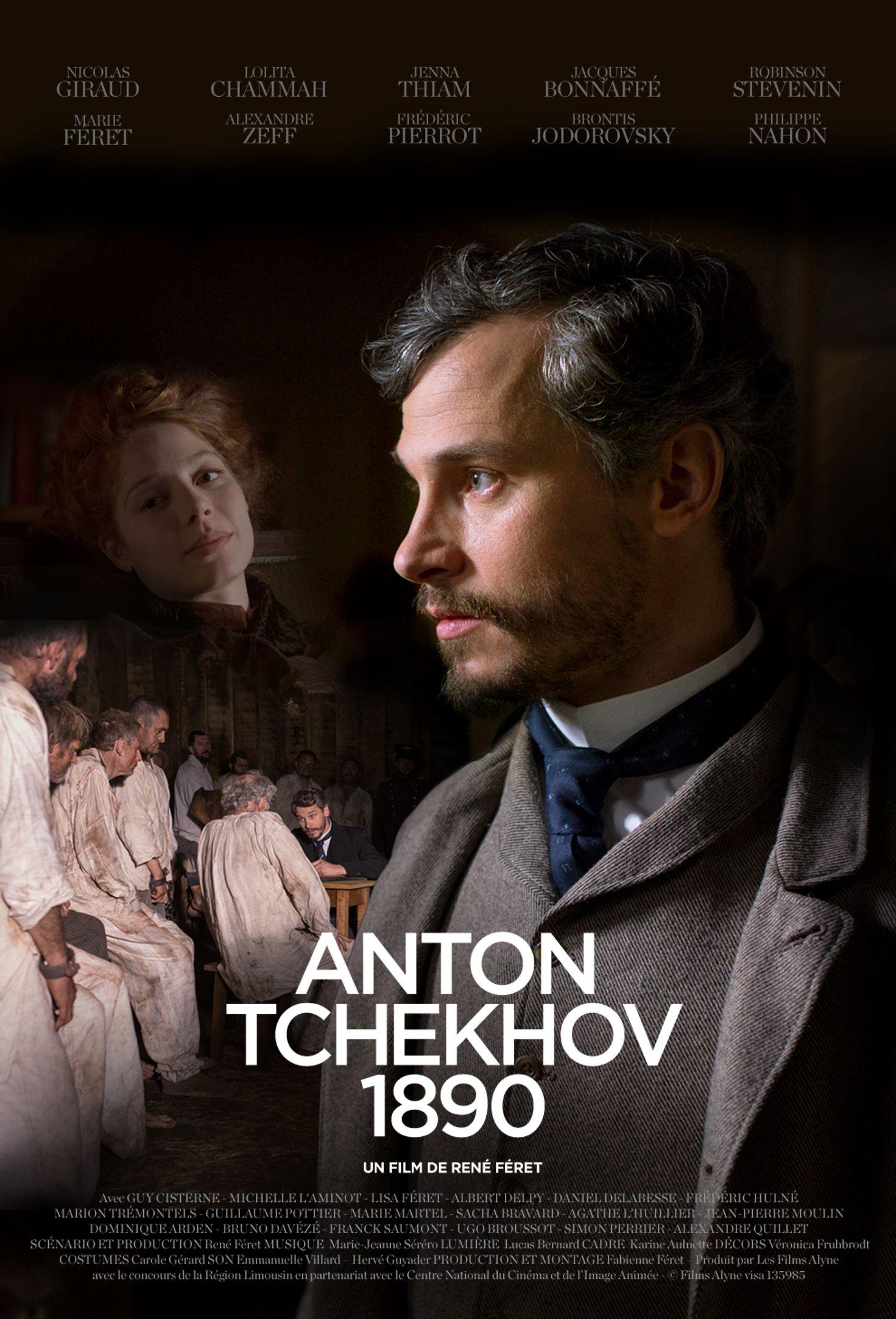Anton Tchékhov 1890 - Film (2015)