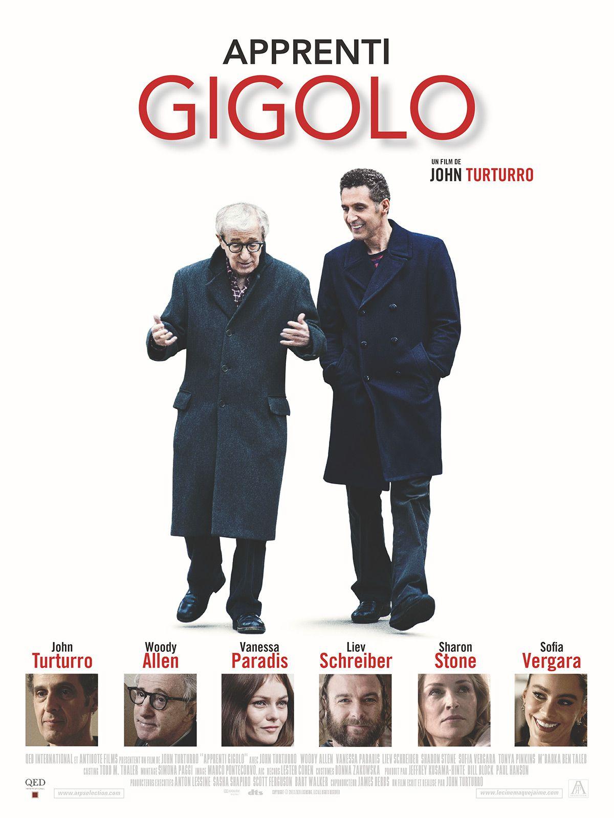 Apprenti Gigolo - Film (2014)
