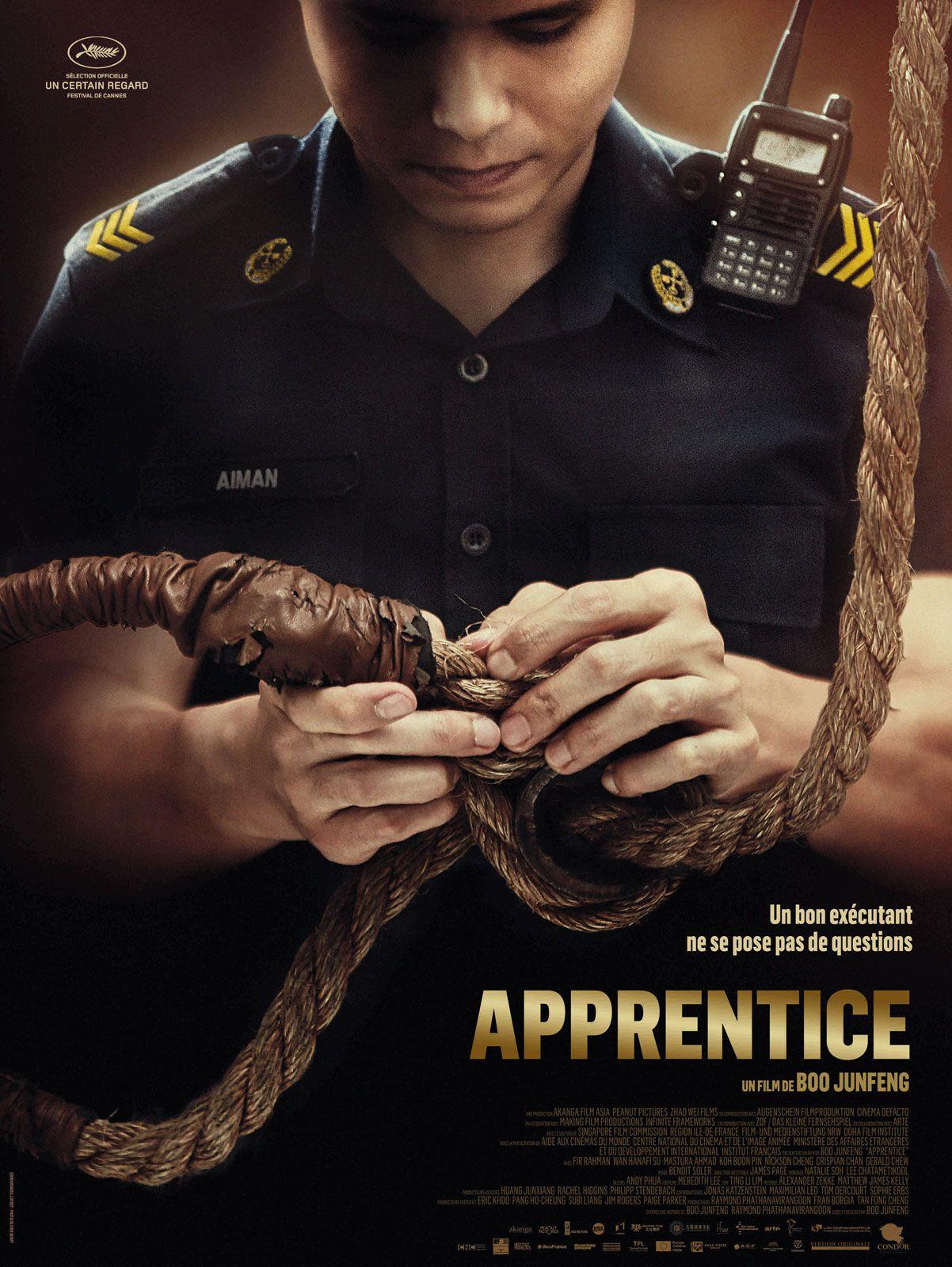 Apprentice - Film (2016)