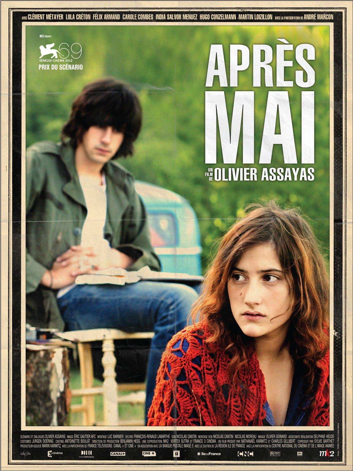 Après mai - Film (2012)