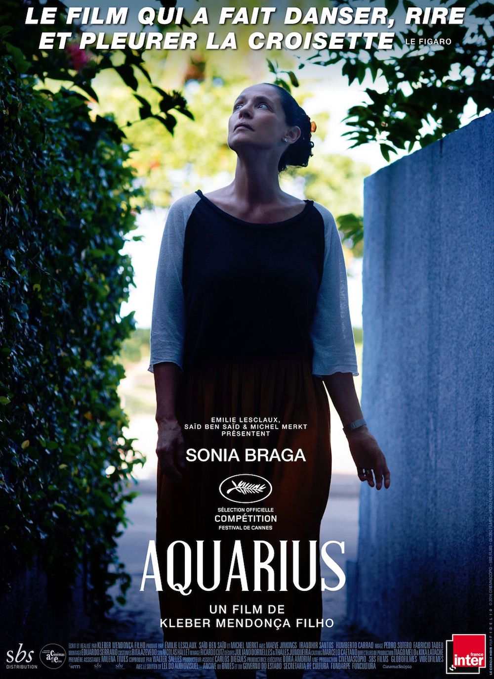 Aquarius - Film (2016)