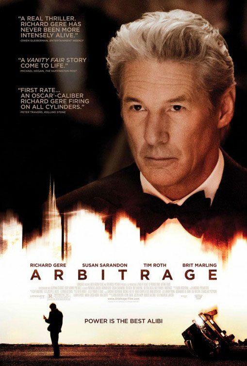 Arbitrage - Film (2012)