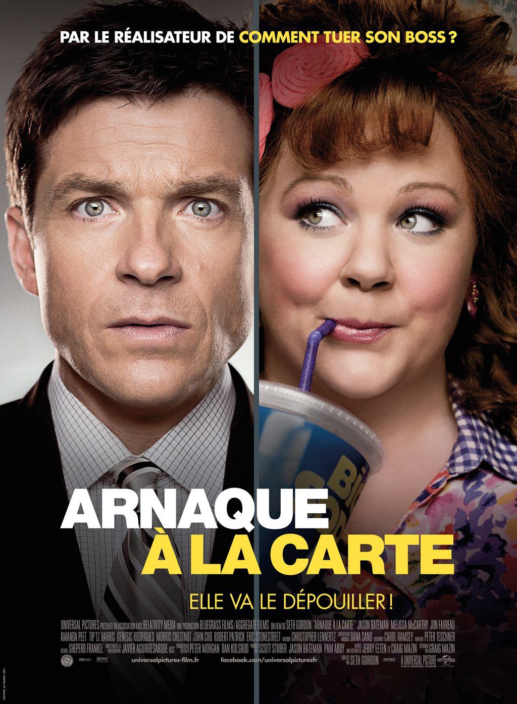 Arnaque à la carte - Film (2013)