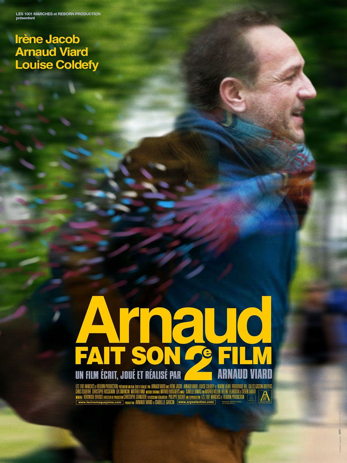 Arnaud fait son 2e film - Film (2015)