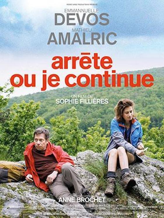 Arrête ou je continue - Film (2014)