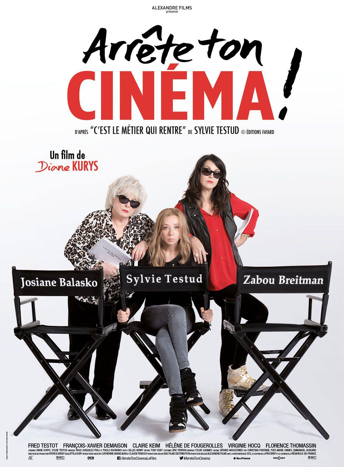 Arrête ton cinéma ! - Film (2016)
