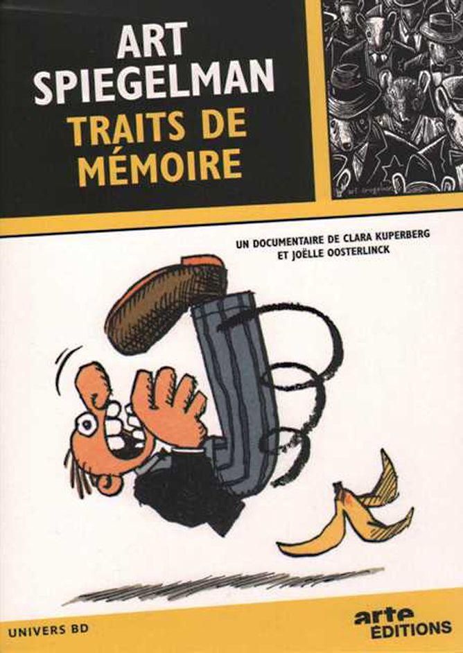 Art Spiegelman, traits de mémoire - Documentaire (2010)